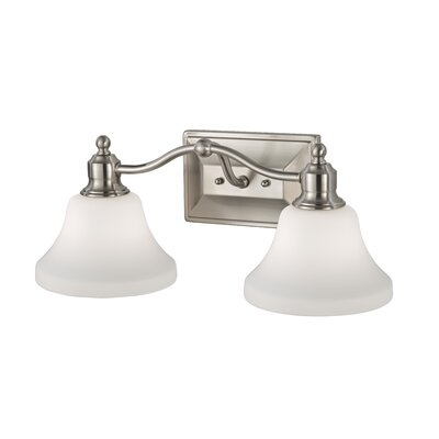 Feiss Cumberland 2 Light Bath Vanity Light