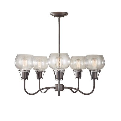 Urban Renewal 5 Light Chandelier