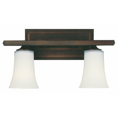 Feiss Boulevard 2 Light Vanity Light