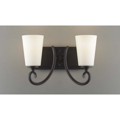 Feiss Peyton 2 Light Vanity Light