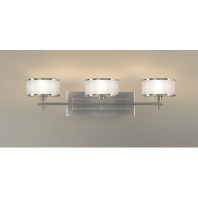 Feiss Casual Luxury 3 Light Bath Vanity Light
