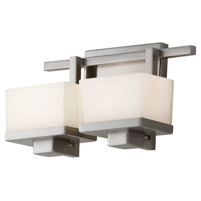 Feiss Tierney 2 Light Bath Vanity Light