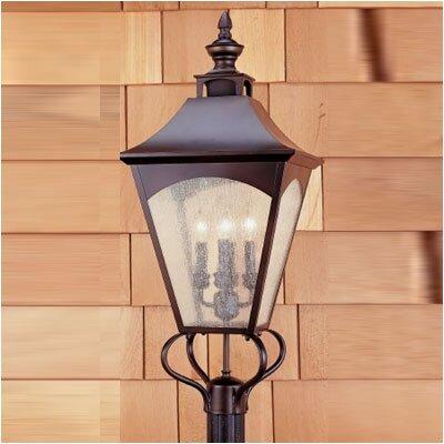 Feiss Homestead 4 Light Outdoor Post Lantern
