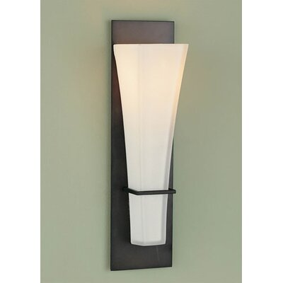 Feiss Boulevard  Wall Sconce Lamp in Oil Rubbed Bronze