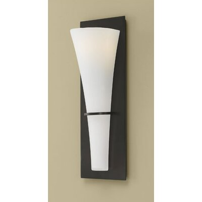Feiss Barrington Wall Sconce in Oil Rubbed Bronze - ADA Compliant