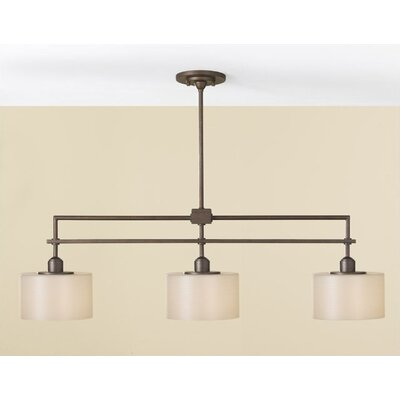 Sunset Drive 3 Light Kitchen Island Pendant