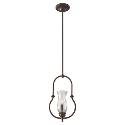 Pickering Lane 1 Light Mini Pendant