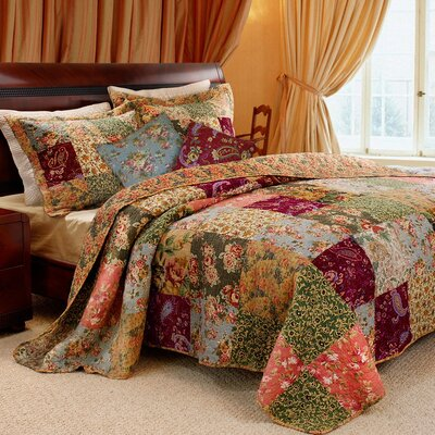 Antique Chic Bonus Quilt Set