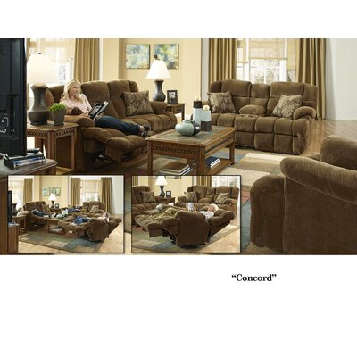 Concord Reclining Loveseat