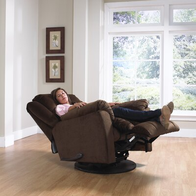 Recliners wayfair recliner chairs in leather and more for Catnapper gibson chaise recliner