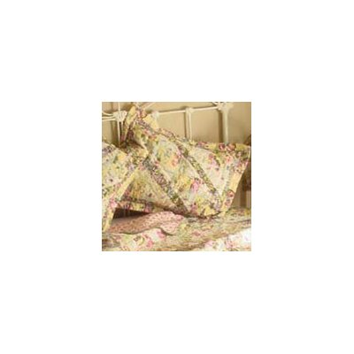 April Garden Standard Pillow Sham