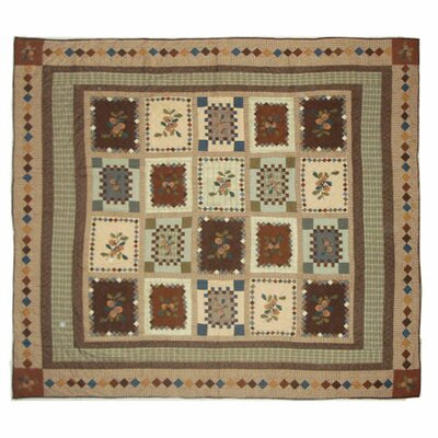 Acres of Acorns Quilt