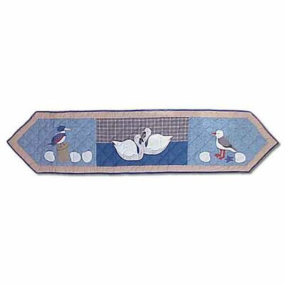 Beach Critters Table Runner