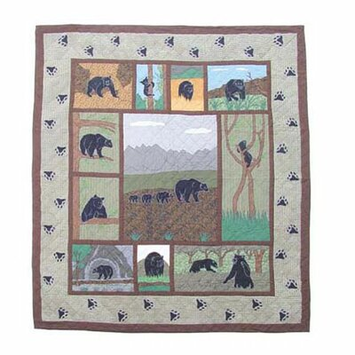 Bear Country Quilt