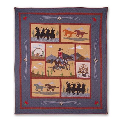 Patch Magic Shadow Rider Quilt