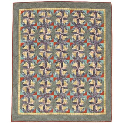 Patch Magic Square Diamond Quilt