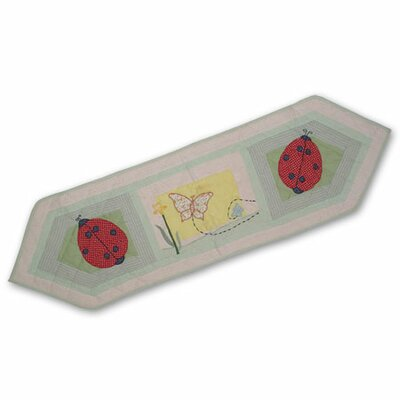 Patch Magic Ladybug Table Runner