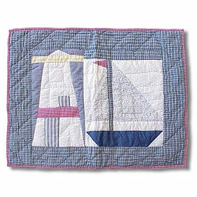 Patch Magic Light and Sails Standard Pillow Sham