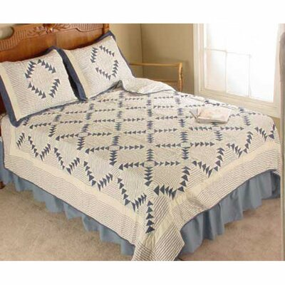 Patch Magic Mariner Cove Standard Pillow Sham