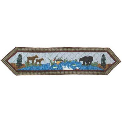 Patch Magic Nature's Splendor Table Runner