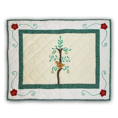 Patch Magic Twelve Days of Christmas Standard Pillow Sham