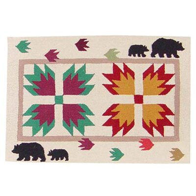 Patch Magic Bear's Paw Kids Rug