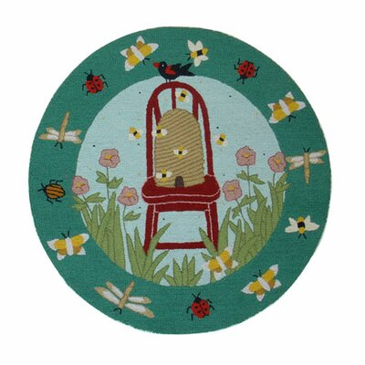 Patch Magic Garden Friends Kids Rug