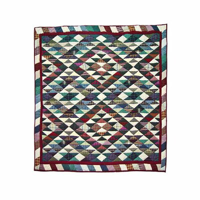 Southwest Trading Post Throw Quilt