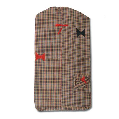 Patch Magic Scottie Cotton Diaper Stacker