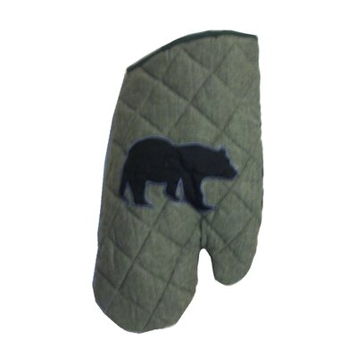 Patch Magic Bear Trail Oven Mitt