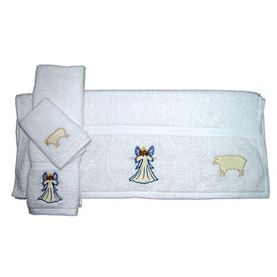 Patch Magic Nativity 3 Piece Towel Set