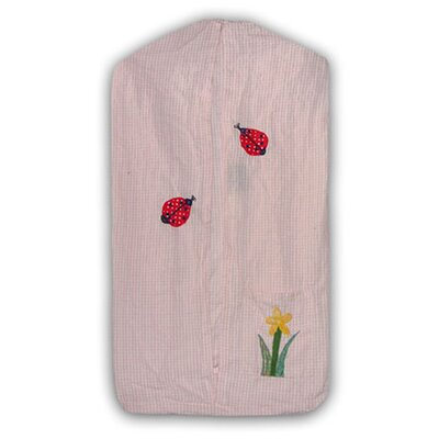 Patch Magic Ladybug Cotton Diaper Stacker