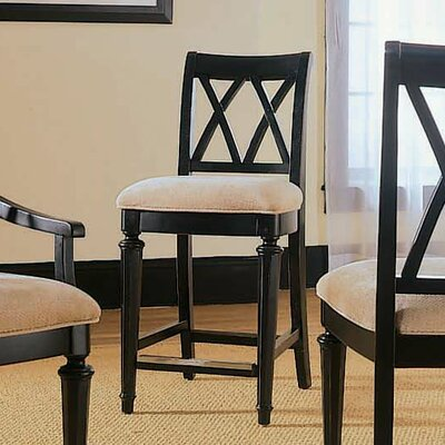 "American Drew Camden 25"" Bar Stool with Cushion"