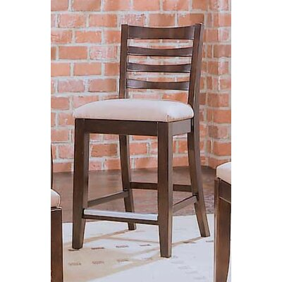 American Drew Tribecca Splat Back Bar Stool