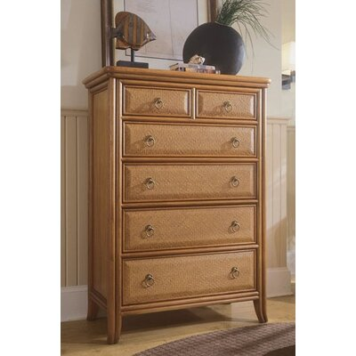 Antigua 6 Drawer Chest