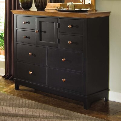 American Drew Sterling Pointe Dressing 8 Drawer Dresser