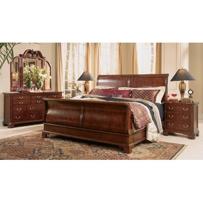 American Drew Cherry Grove Sleigh Bedroom Collection