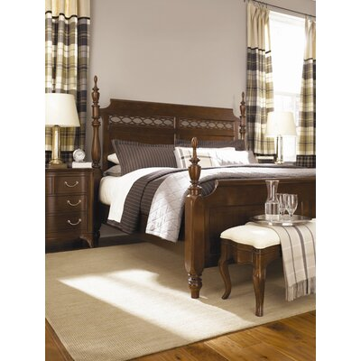 Cherry grove new generation four poster bedroom collection - American drew cherry bedroom set ...