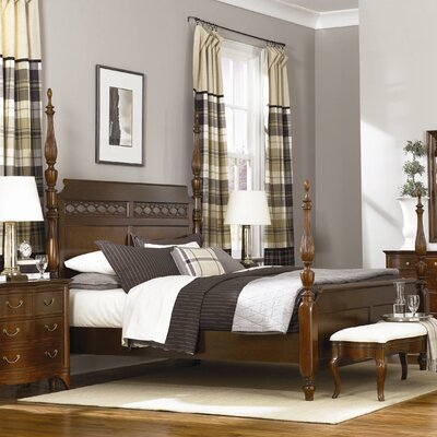 Cherry Grove New Generation Four Poster Bedroom Collection Wayfair
