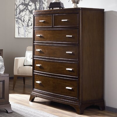 American Drew Essex 5 Drawer Chest