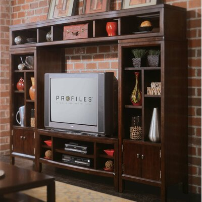 American Drew Tribecca Entertainment Center