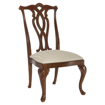 <strong>American Drew</strong> Cherry Grove Pierced Back Side Chair