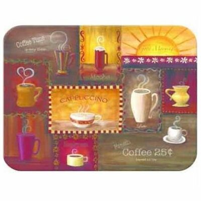 Tuftop Coffee Time Cutting Board