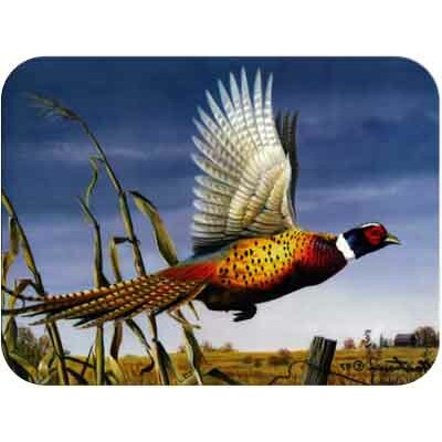 Tuftop Flying Pheasant Cutting Board