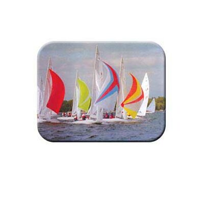 Tuftop Sail Boats Cutting Board