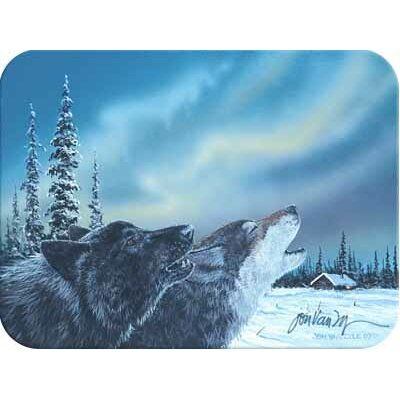 Tuftop Vanzyle-Wolf Duet Cutting Board