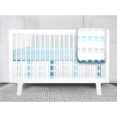 Forrest 3 Piece Crib Bedding Collection
