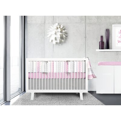 Logan 4 Piece Crib Bedding Collection