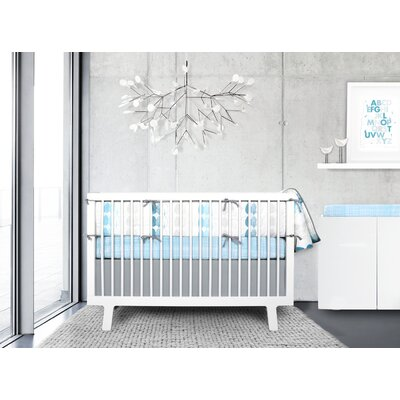 olli & lime Forrest 4 Piece Crib Bedding Collection