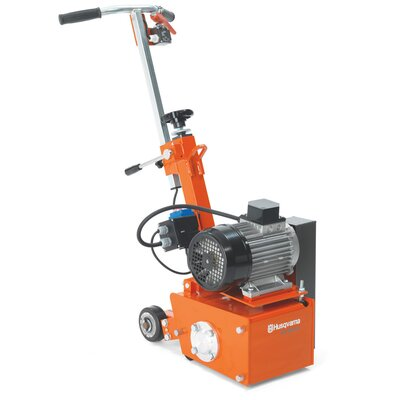 Husqvarna 2HP Electric Mini Planer Concrete Scarifier CG 200S with Star Cutter